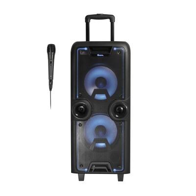 NGS Тонколона Wild Rock, с Bluetooth, 200W, с колелца и микрофон