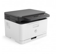 HP Лазерен принтер 3 в 1 Color Laser MFP 178nw, A4, цветен