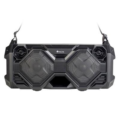 NGS Тонколона Street Fusion, с Bluetooth, 100W, с презрамка