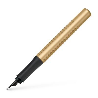 Faber-Castell Писалка Grip 2011, M, златиста