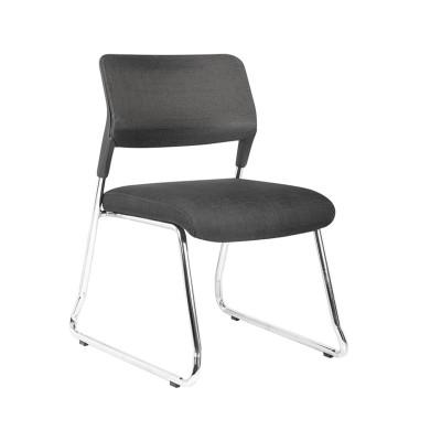 RFG Посетителски стол Evo 4S M, черен
