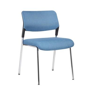 RFG Посетителски стол Evo 4L M, син
