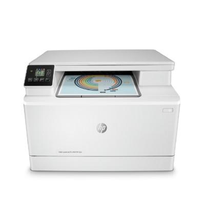 HP Лазерен принтер 3 в 1 LaserJet Pro MFP M182n, A4