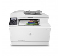 HP Лазерен принтер 4 в 1 LaserJet Pro MFP M183fw, Wi-Fi, A4