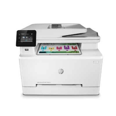 HP Лазерен принтер 3 в 1 LaserJet Pro MFP M282nw, Wi-Fi, A4