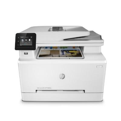 HP Лазерен принтер 4 в 1 LaserJet Pro MFP M283fdw, Wi-Fi, A4
