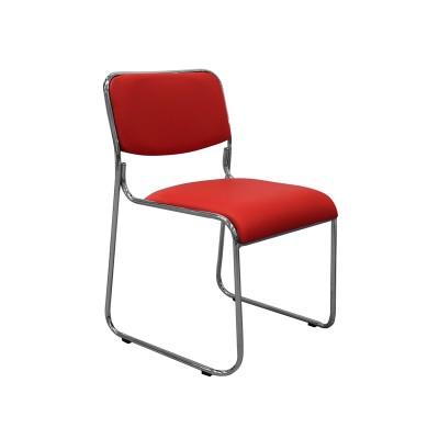 RFG Посетителски стол Axo M, червен