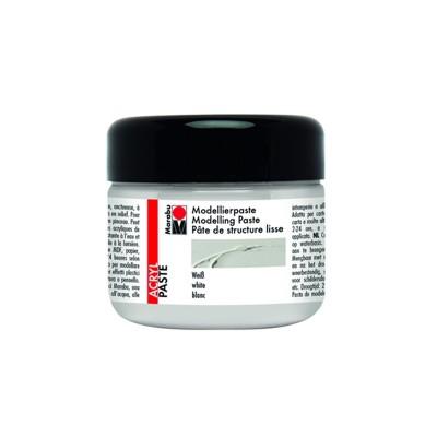 Marabu Акрилна паста, № 070, бяла, 225 ml