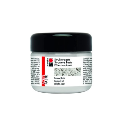 Marabu Акрилна паста, № 811, финозърнеста, лека, 250 ml
