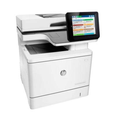 HP Лазарен принтер M577dn B5L46A, 3 в 1