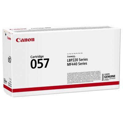 Canon Тонер CRG-057, 3100 страници/5%, Black