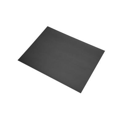 Fabriano Картон Colore, 185 g/m2, 50 х 65 cm, антрацит