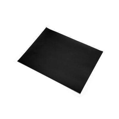 Fabriano Картон Colore, 185 g/m2, 50 х 65 cm, черен