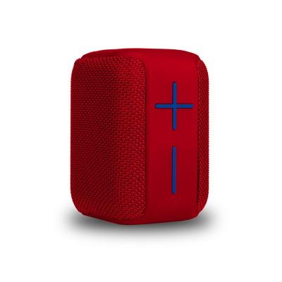 NGS Тонколона Roller Coaster, с Bluetooth, 10 W, водоустойчива, червена