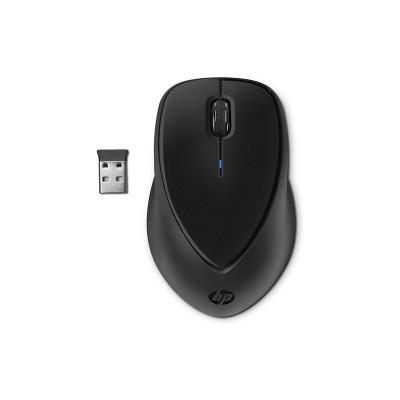 HP Мишка Comfort Grip, оптична, USB, безжична