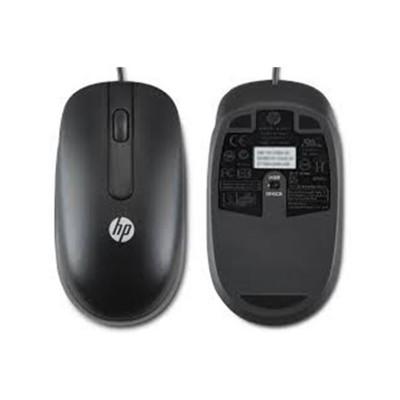 HP Мишка, лазерна, USB, 1000 dpi, черна