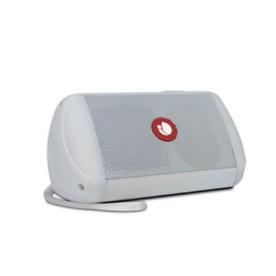 NGS Тонколона Roller Ride, преносима, Bluetooth, 10 W, бяла