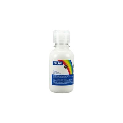Milan Темперна боя, в бутилка, бяла, 125 ml, 12 броя