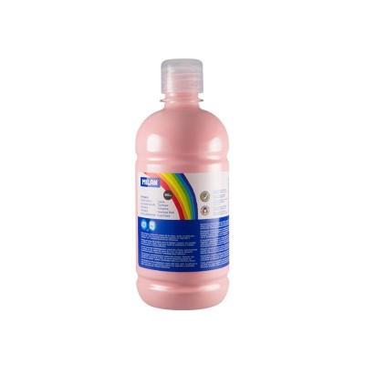 Milan Темперна боя, в бутилка, бледорозова, 500 ml, 6 броя