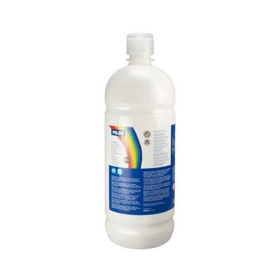 Milan Темперна боя, в бутилка, бяла, 1 L, 6 броя