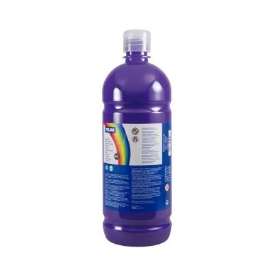 Milan Темперна боя, в бутилка, виолетова, 1 L, 6 броя