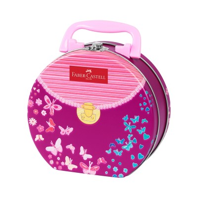 Faber-Castell Флумастери Connector, 33 цвята, в чанта