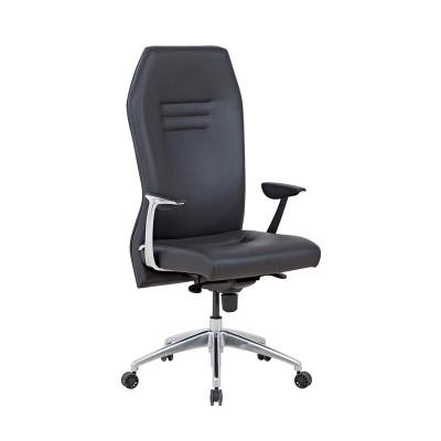 RFG Директорски стол Candis, екокожа, черен