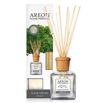 AREON HOME PERFUME BLACK CRISTAL 150ml
