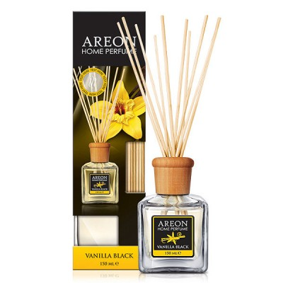 Ароматизатори - AREON HOME PERFUME VANILA BLACK 150ml