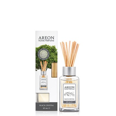 AREON HOME PERFUME BLACK CRISTAL 85ml