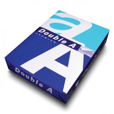 Double A копирна хартия А4, 500 листа 5 броя