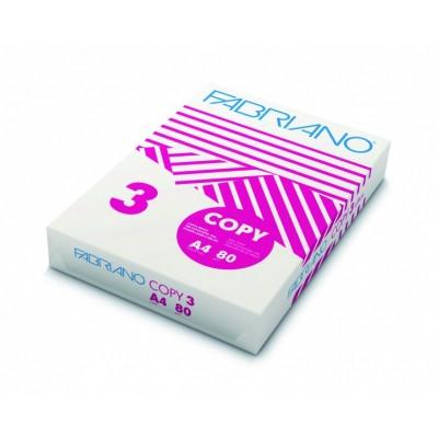 Fabriano Copy3 копирна хартия А4 500 листа 5 броя