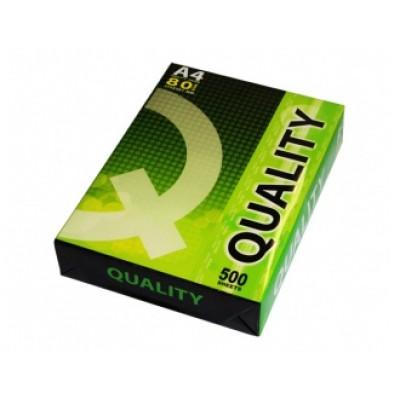 Q-GREEN копирна хартия А4 500 листа 5 броя