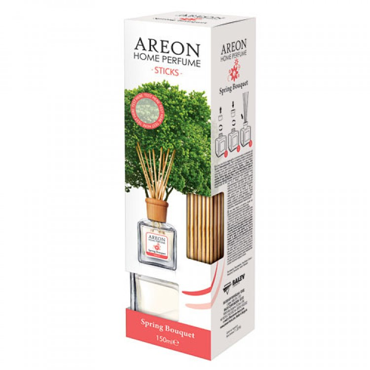 AREON HOME PERFUME SPRING BOUQET 150ml