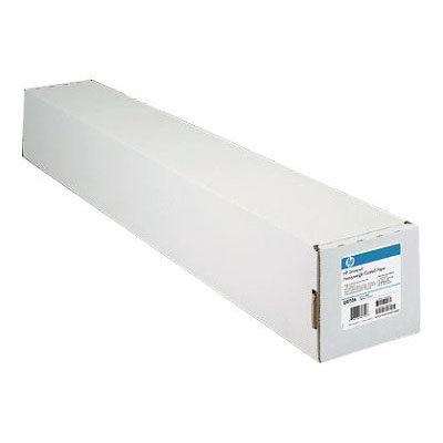 HP BRIGHT WHITE INKJET PAPER 594mm x 45.7m Q1445A