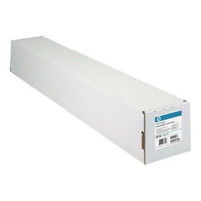 HP BRIGHT WHITE INKJET PAPER 594mm x 45.7m Q1445A