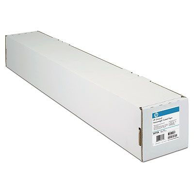 HP BRIGHT WHITE INKJET PAPER 610mm x 45.7m C6035A